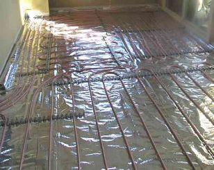 Suelo radiante climatizaci n todo el a o - Precio m2 suelo radiante ...