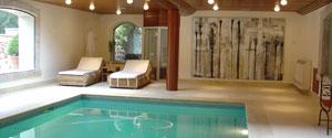 Climatiza o de piscinas interiores e exteriores soliclima - Piscinas interiores pequenas ...